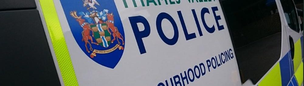 neighbourhood policing by Thames Valley Police