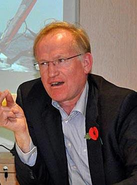 Andy Garnett Chair of Chiltern Community Forum