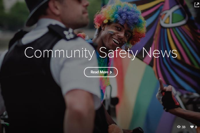 Community Safety Newsletter August 2018