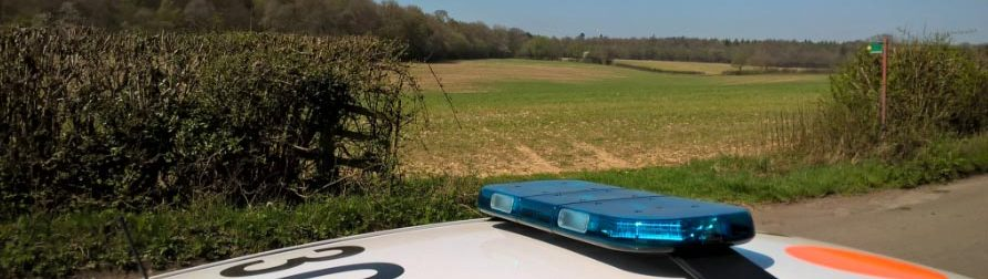 rural policing by Thames Valley Police