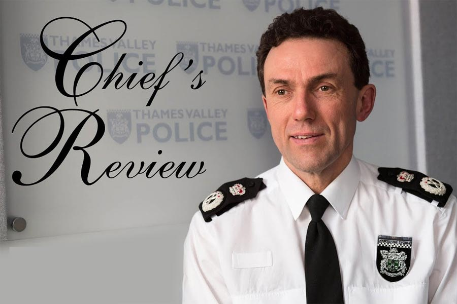 Chief Constable's Report September 2018