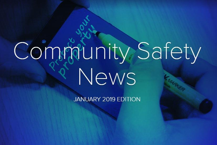 Community Safety Newsletter January 2019