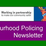 neighbourhood policing update