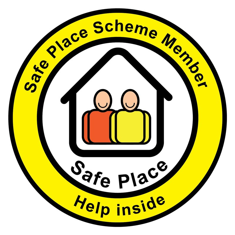 safe place scheme logo