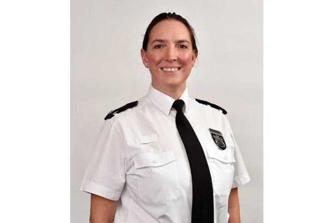 Introducing… new LPA Commander Supt Amy Clements