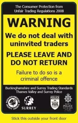Nottingham Knockers and Rogue Traders