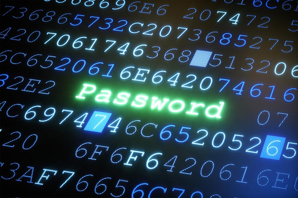 Recycling is good – but not with passwords!