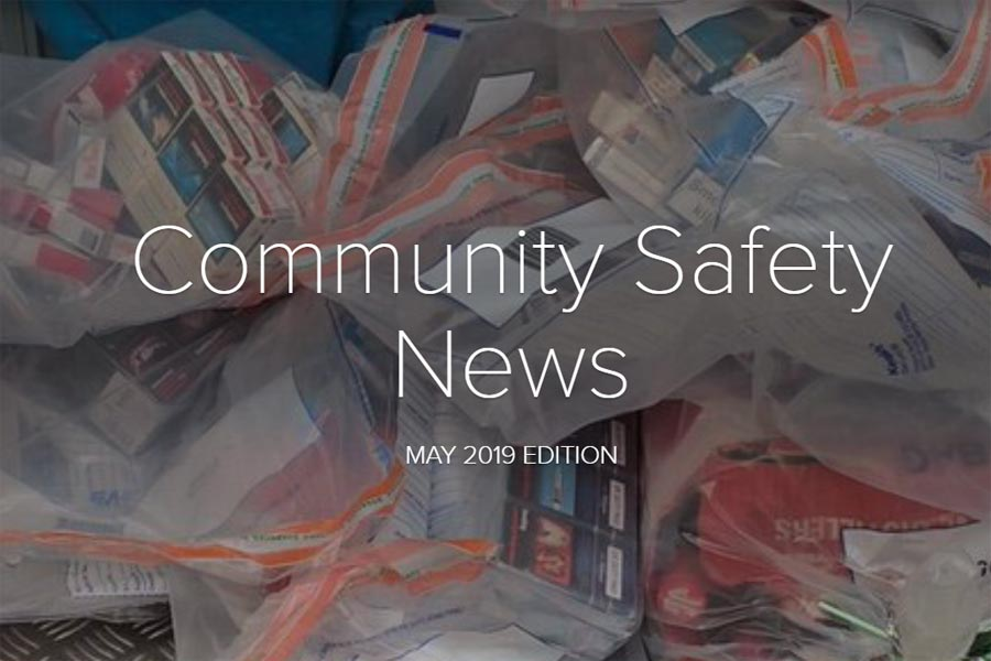 Community Safety Newsletter May 2019