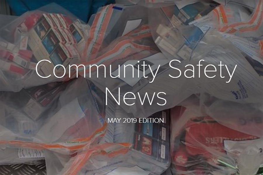 Community Safety Newsletter May 2019
