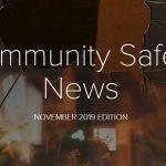 chiltern community safety newsletter november 2019