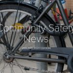 cover of Chiltern & South Bucks community safety news january 2020