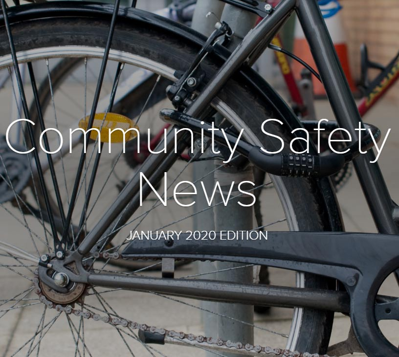 Community Safety Newsletter January 2020