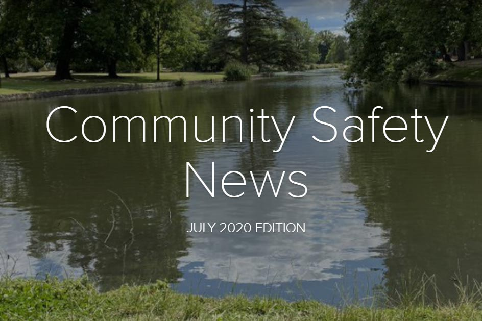Buckinghamshire Community Safety Newsletter July 2020