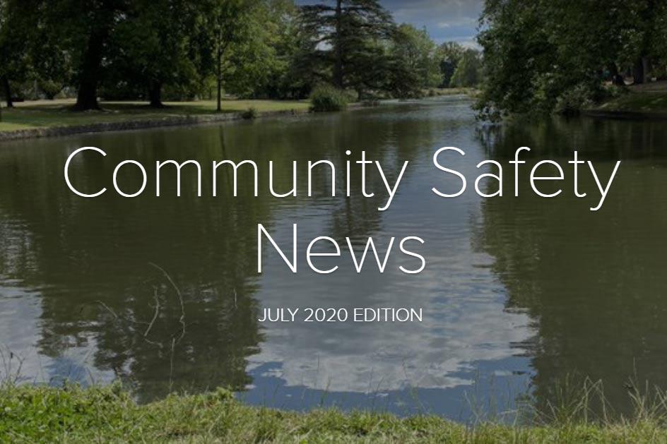 Buckinghamshire Community Safety Newsletter July 2020