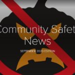 front image of Buckinghamshire community safety newsletter september 2020