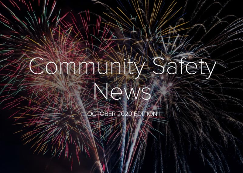 Buckinghamshire Community Safety Newsletter October 2020