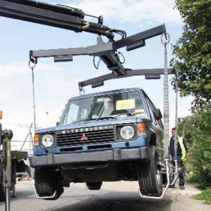 Buckinghamshire Council's draft Vehicle Removal Policy