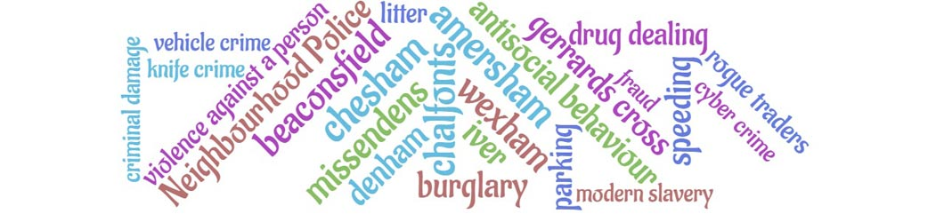 wordcloud chiltern s bucks