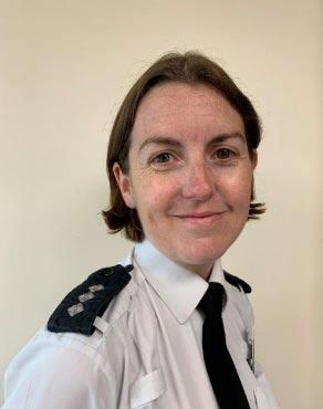 Introducing… Chief Insp Rachel Patterson, Deputy Commander Chiltern & South Bucks (LPA)